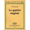 Vivaldi, Antonio - Le Quattro Stagioni - 4 concerti per violino, archi e organo (o cembalo)