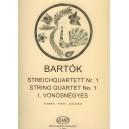 Bartók Béla - String Quartet No. 1