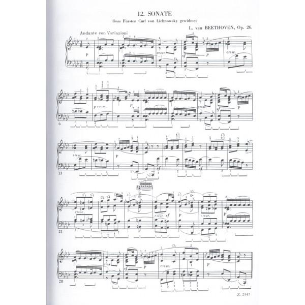 Beethoven, Ludwig van - Sonatas For Piano