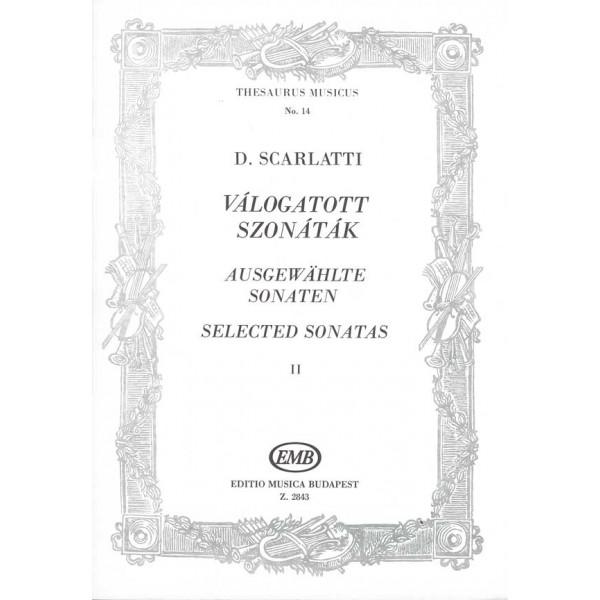 Scarlatti, Domenico - Selected Sonatas