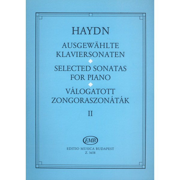 Haydn, Joseph - Selected Sonatas For Piano