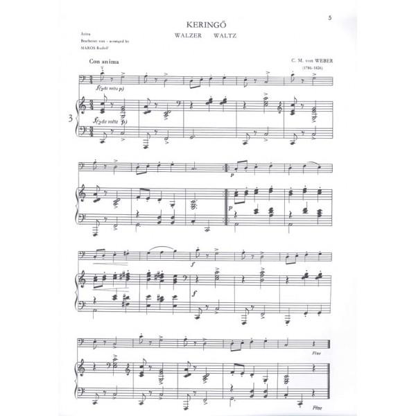 Repertoire Album - for Violoncello and Piano