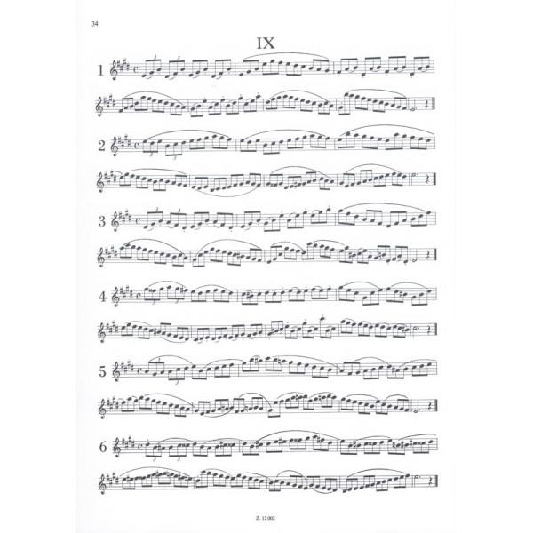 Sellner, Joseph - Studies For Oboe