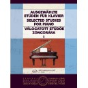 Selected Studies - for piano