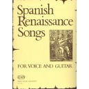 Spanish Renaissance Songs - for voice and lute