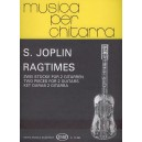Joplin, Scott - Ragtime - Two pieces for two guitars