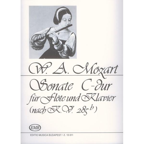 Mozart, Wolfgang Amadeus - Sonata In C Major K 285/b