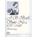 Bach, Johann Sebastian - Suite No. 2 (b Minor)