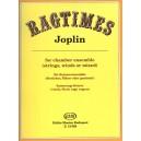 Joplin, Scott - Ragtimes - for chamber ensemble