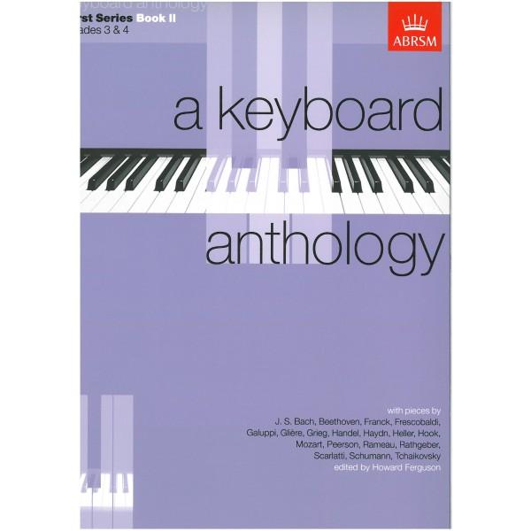 A Keyboard Anthology  First Series  Book II