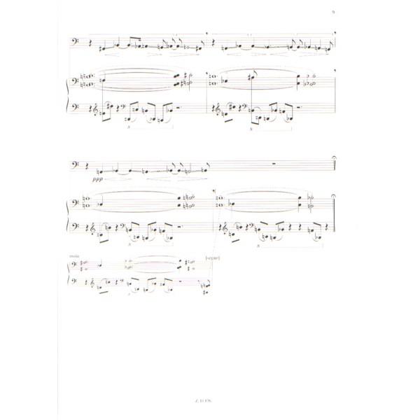Kurtág György - Six Pieces For Trombone And Piano