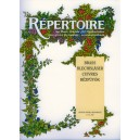 Répertoire For Music Schools - Brass - (tenor trombone, baritone, tuba or tenor horn)