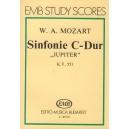 "Mozart, Wolfgang Amadeus - Symphony In C Major, K 551 - Jupiter\""\"""