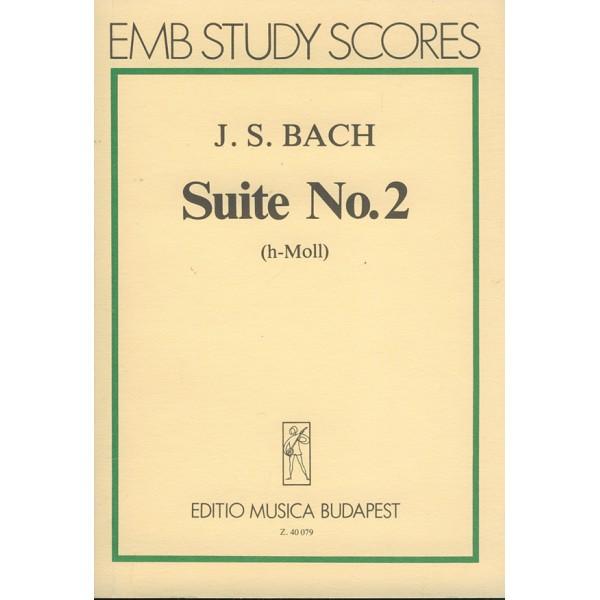 Bach, Johann Sebastian - Suite No. 2 In B Minor, Bwv 1067