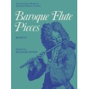 Baroque Flute Pieces  Book II