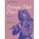 Baroque Flute Pieces  Book III