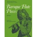 Baroque Flute Pieces Book V
