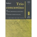 Sz_nyi Erzsébet - Trio Concertino - for violin, violoncello, piano and string orchestra