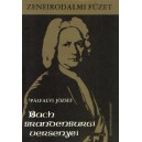 Pálfalvi József - The Brandenburg Concertos By J. S. Bach - Music-literary book to the teaching of baroque music