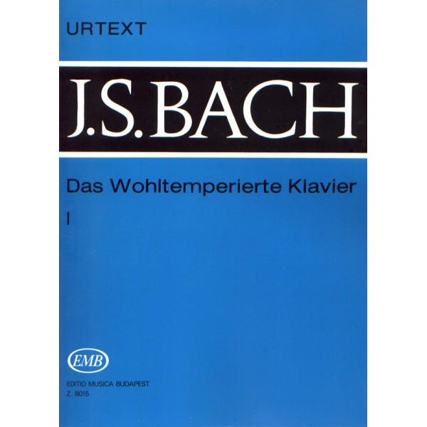 Bach, Johann Sebastian - The Well Tempered Clavier Bwv 846-869
