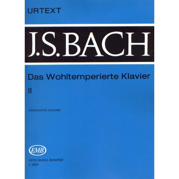 Bach, Johann Sebastian - The Well Tempered Clavier Bwv 870-813