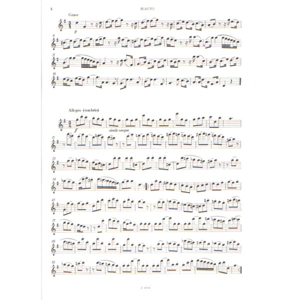 Scarlatti, Domenico - Three Sonatas