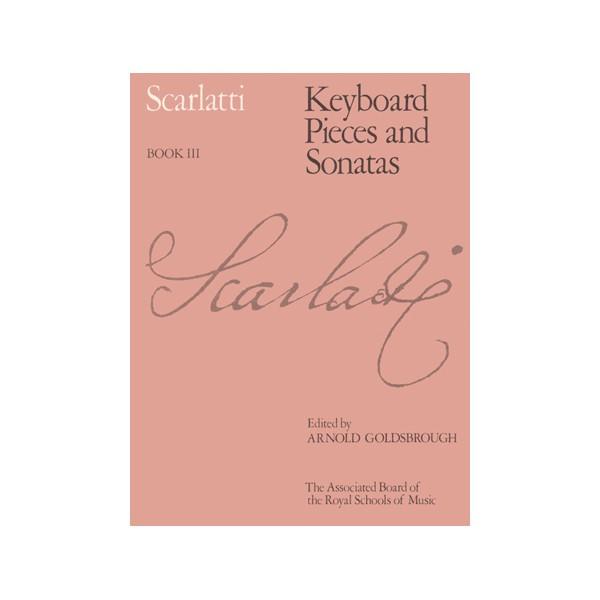 Keyboard Pieces and Sonatas  Book III