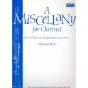 A Miscellany for Clarinet  Book II
