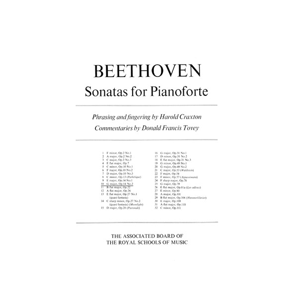 Piano Sonata in G  Op. 14 No. 2