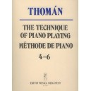 Thomán István - The Technique Of Piano Playing - (4-6)