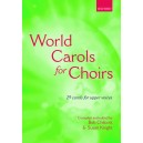 World Carols for Choirs (SSA) - Chilcott, Bob  Knight, Susan