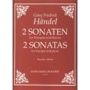 Handel, G F - Two Trumpet Sonatas