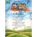 Grieg, Edvard - Fourteen Easy Pieces For Childrens String Orchestra (first Position)