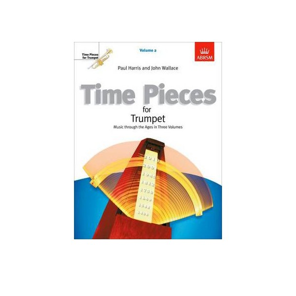 Time Pieces for Trumpet  Volume 2