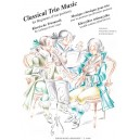 Classical Trio Music For Beginners (first Position)