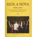Szól A Nóta - Színe-java - The best of Hungarian popular Songs