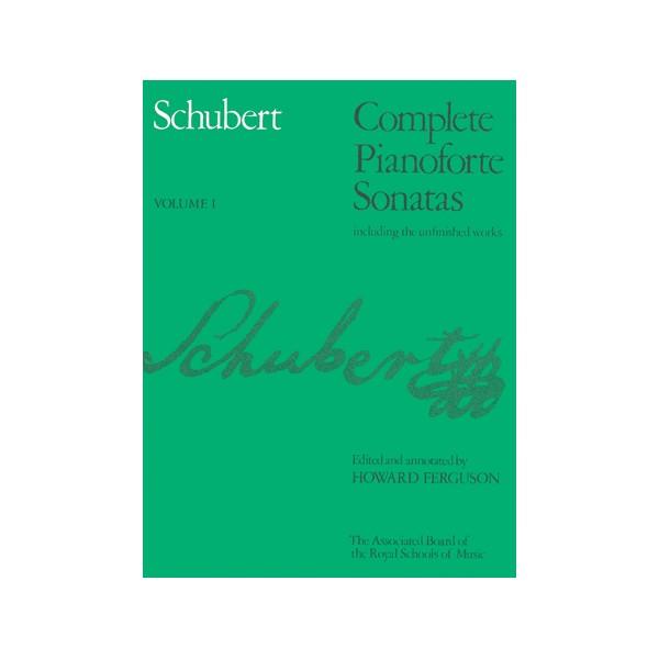 Complete Pianoforte Sonatas  Volume I