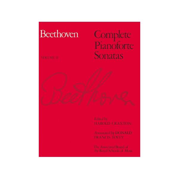Complete Pianoforte Sonatas  Volume II