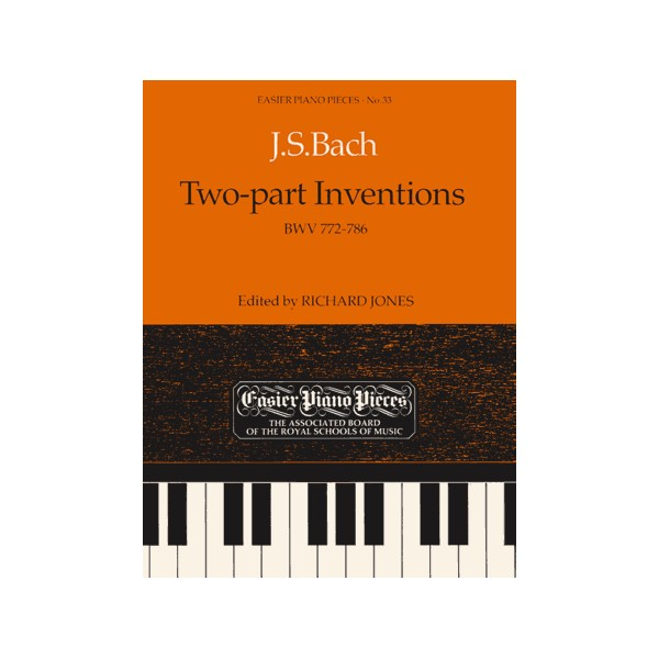 Two-part Inventions-BWV 772-786