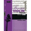 Baroque Violin Pieces Book 1