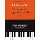 25 Easy and Progressive Studies  Op.100