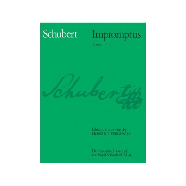 Impromptus  Op. 90