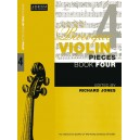 Baroque Violin Pieces  Book 4