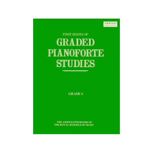 Graded Pianoforte Studies  First Series  Grade 5 (Higher)
