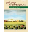 Althouse, Jay - Folk Songs For Solo Singers - High Voice