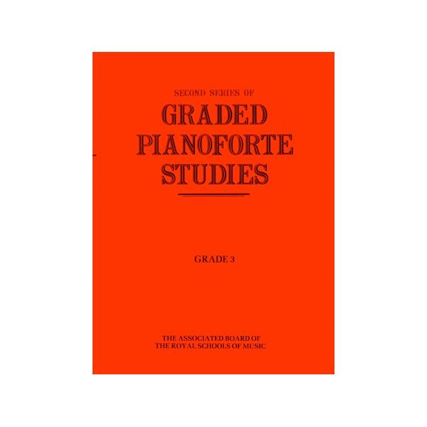 Graded Pianoforte Studies  Second Series  Grade 3