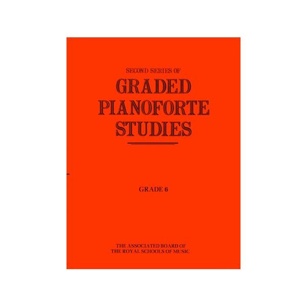 Graded Pianoforte Studies  Second Series  Grade 6