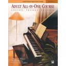 Palmer, Manus  - Alfreds Basic Adult All-in-one Piano Course - Lesson * Theory * Technic