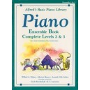 Kowalchyk  - Alfreds Basic Piano Course: Ensemble Book Complete 2 & 3