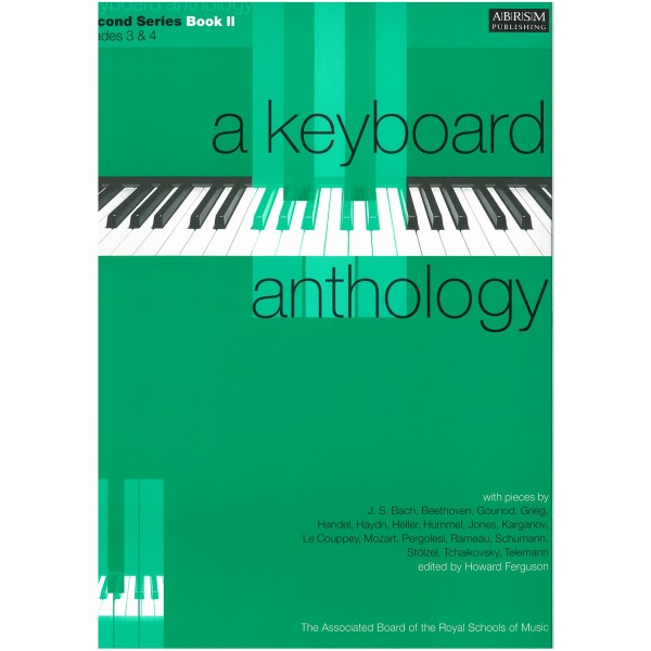 A Keyboard Anthology  Second Series  Book II